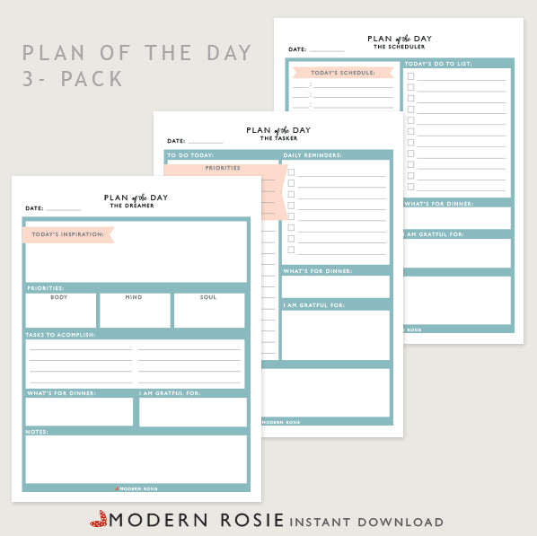 Complete Planner Collection - Downloadable
