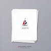 Sailboat Ahoy - 4x5 Folded Card Pack