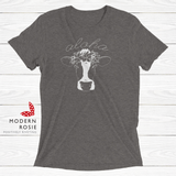 The Aloha Cow Tee from Modern Rosie
