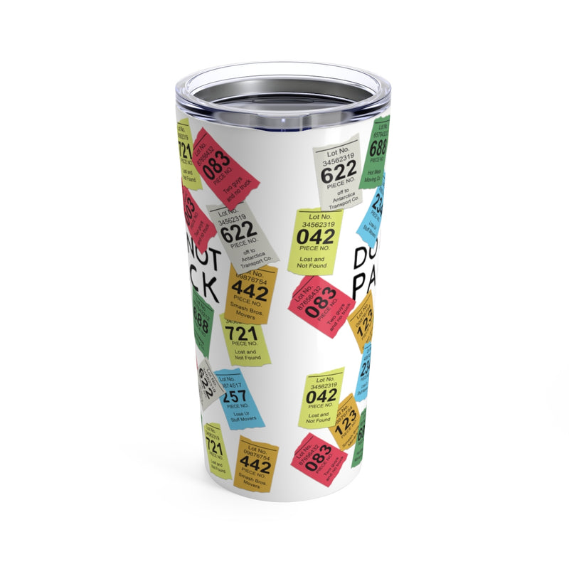 The PCS Beverage Tumbler