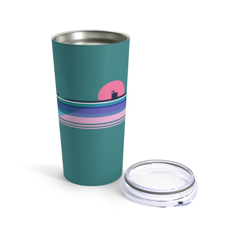 Moonlit Submarine - Tall Tumbler