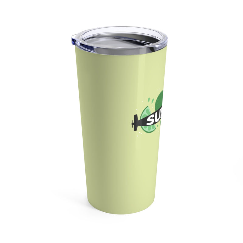 Sublime Beverage Tumbler