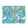 Sea Life - 4x5 Folded Card Pack