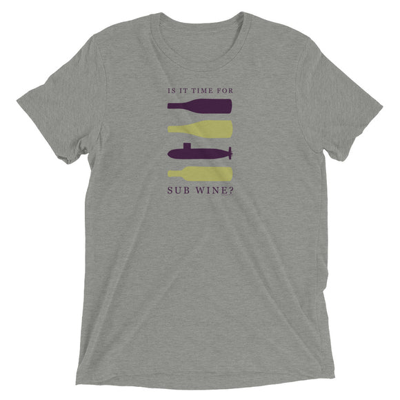 The SUB Wine Tee from Modern Rosie