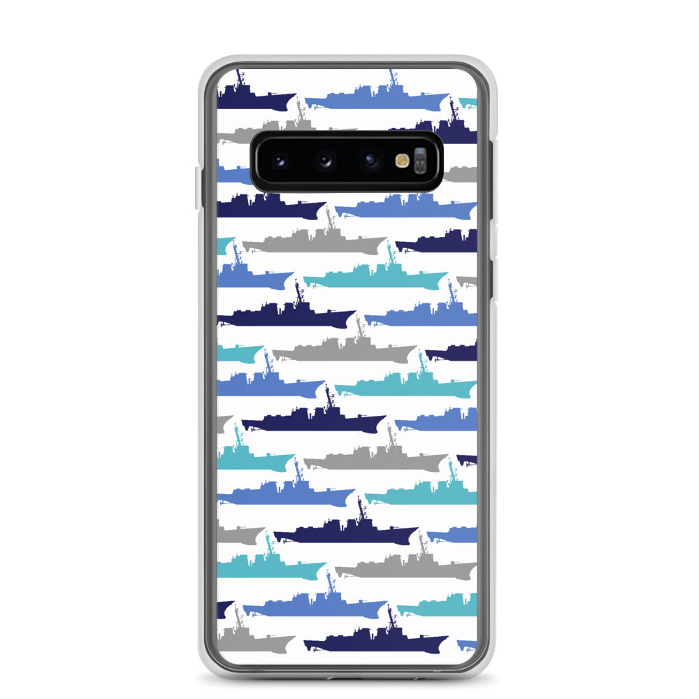 Destroyer Blues - Samsung Case