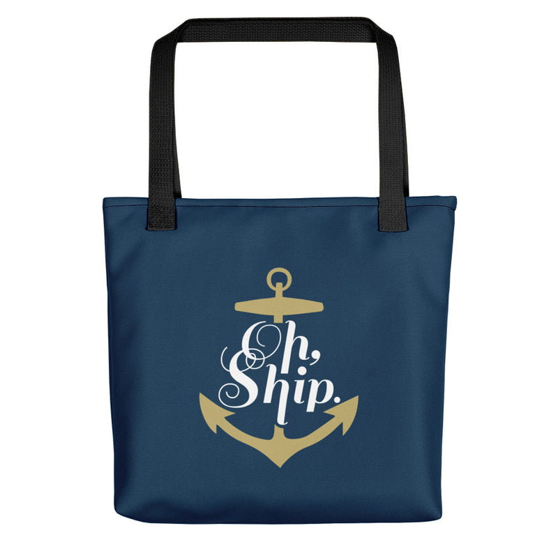 The Oh Ship Tote bag