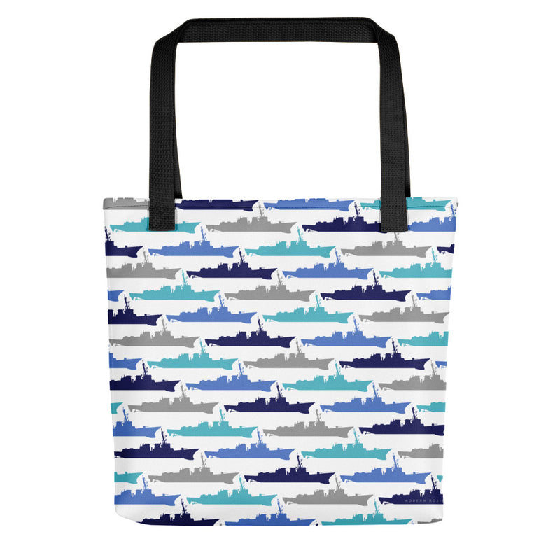 Destroyer Blues - Tote bag