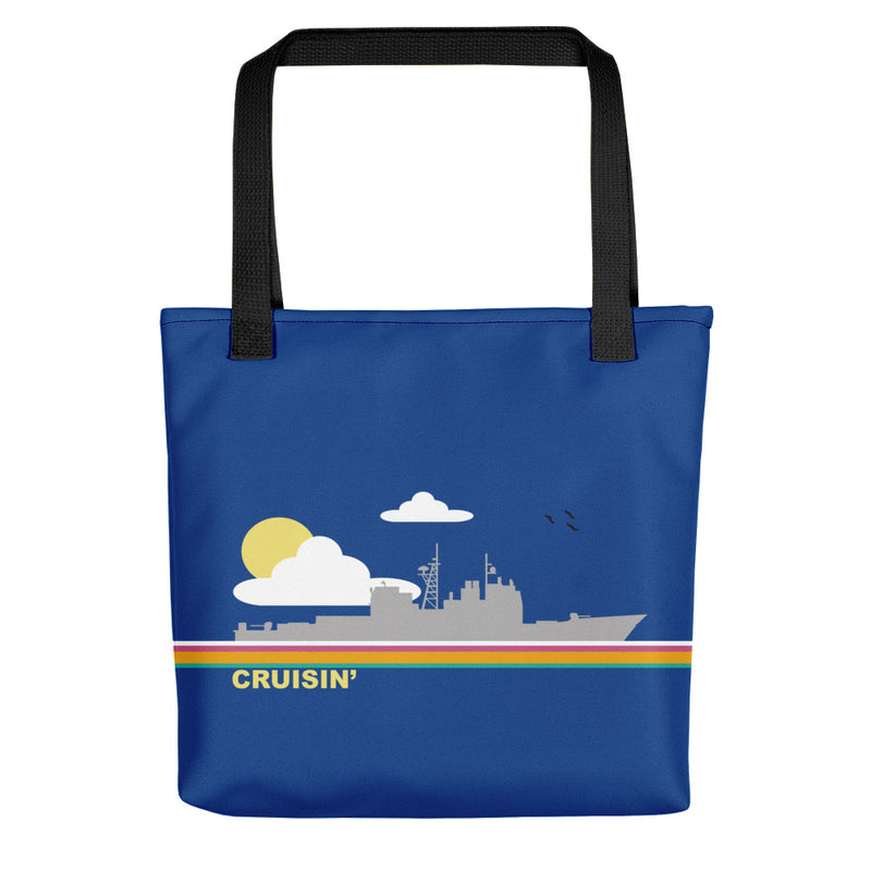 Cruisin' - (Cruiser) Tote bag