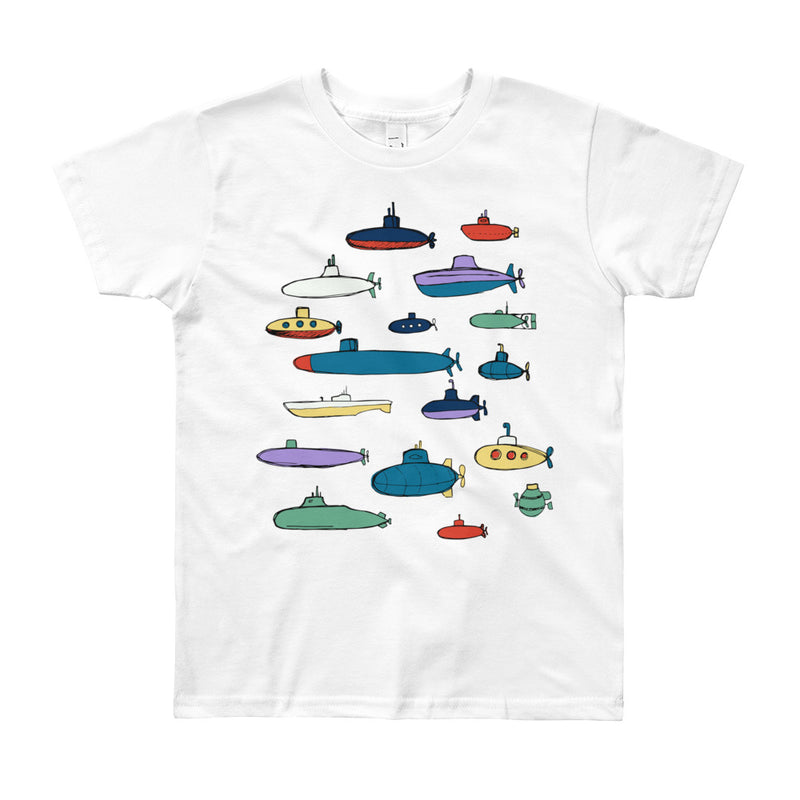 "The ""Squadron Fun"" Tee - big kids"