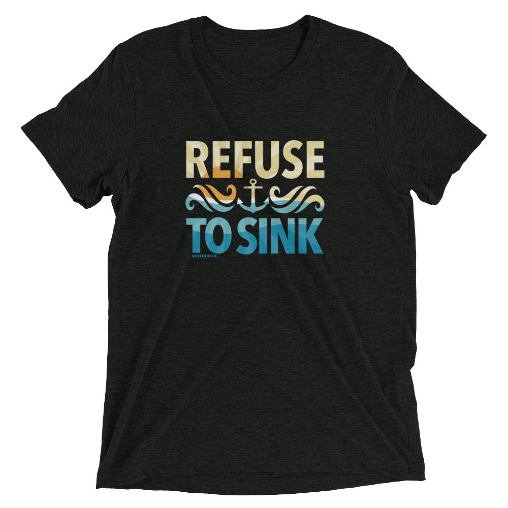 Refuse to Sink Tee