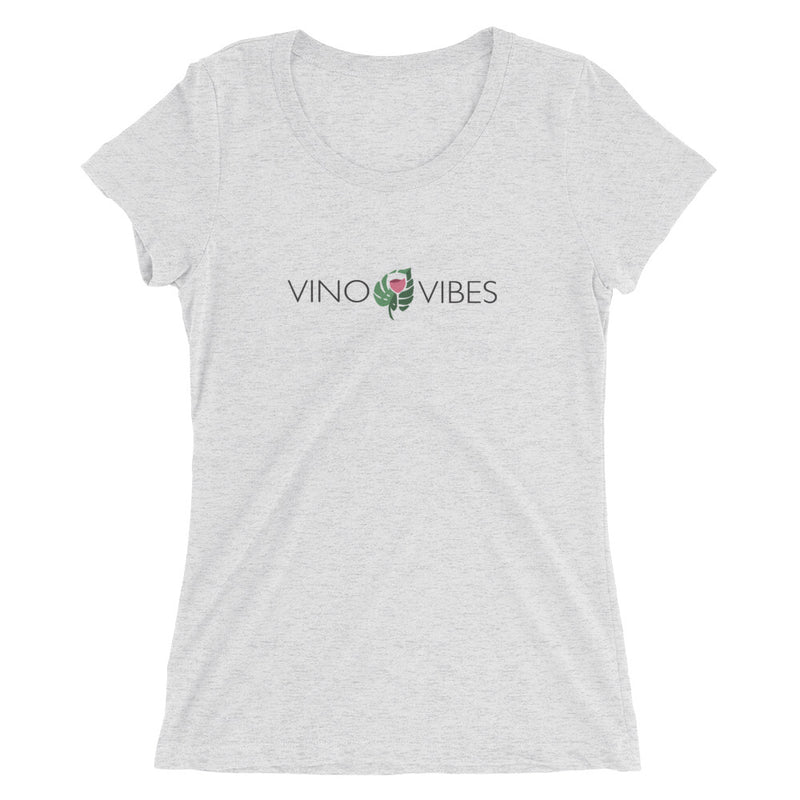 Vino Vibes - Ladies cut Tee