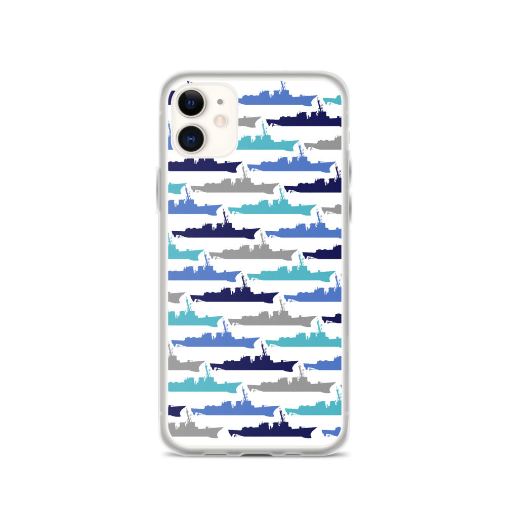 Destroyer Blues - iPhone Case