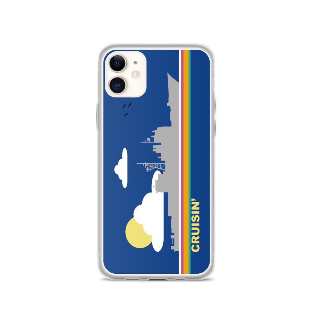 Cruisin' - (Cruiser) iPhone Case