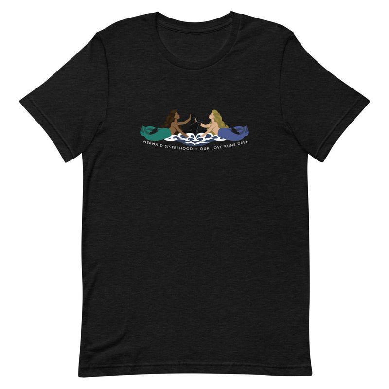 Submarine Mermaid Sisterhood Insigina - Classic Tee