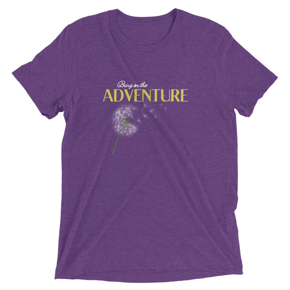 "The ""Adventure"" Tee - in honor of Military Kids from Modern Rosie"