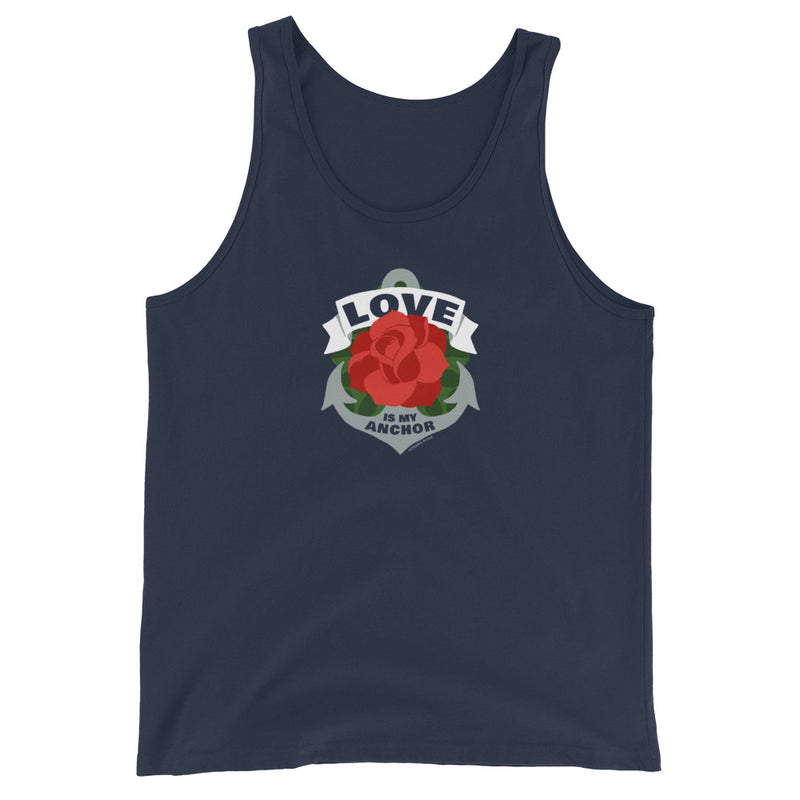 The Love is My Anchor Tank Top