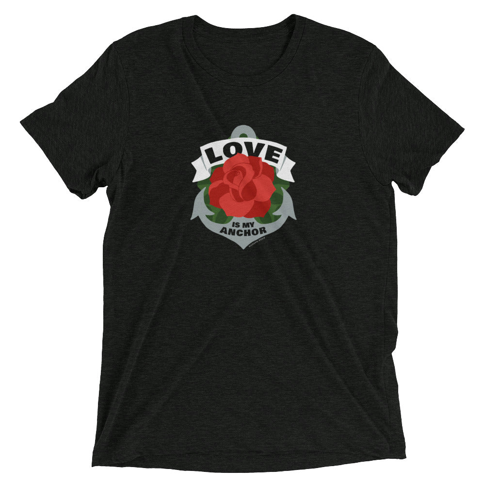 The Love is My Anchor Tee
