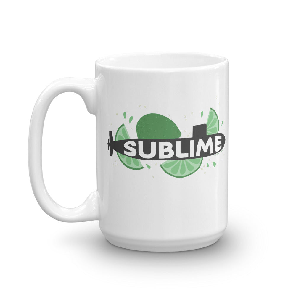 The Sublime Coffee Mug