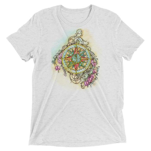 The Blooming Compass Tee from Modern Rosie