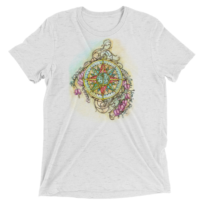 Floral Compass Tee