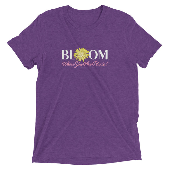 the Bloom Tee from Modern Rosie
