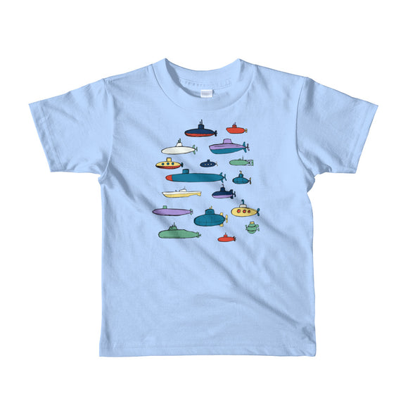 "The ""Squadron Fun"" Tee - little kids from Modern Rosie"