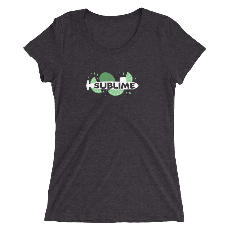 The Sublime Ladies Cut Tee