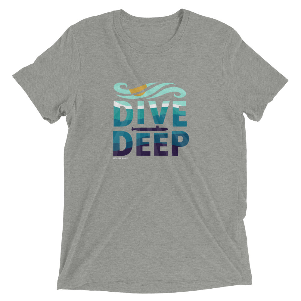The Dive Deep Tee