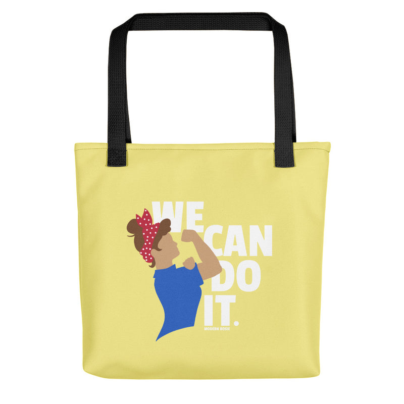 We Can Do It - Rosie the Riveter Tote bag