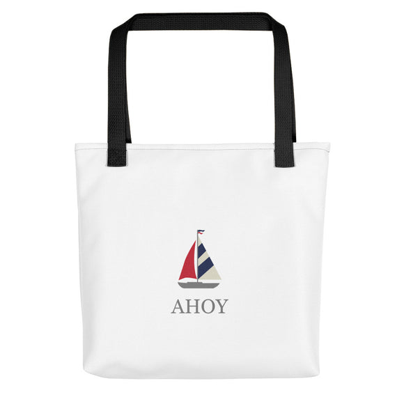 Sailboat Tote bag from Modern Rosie
