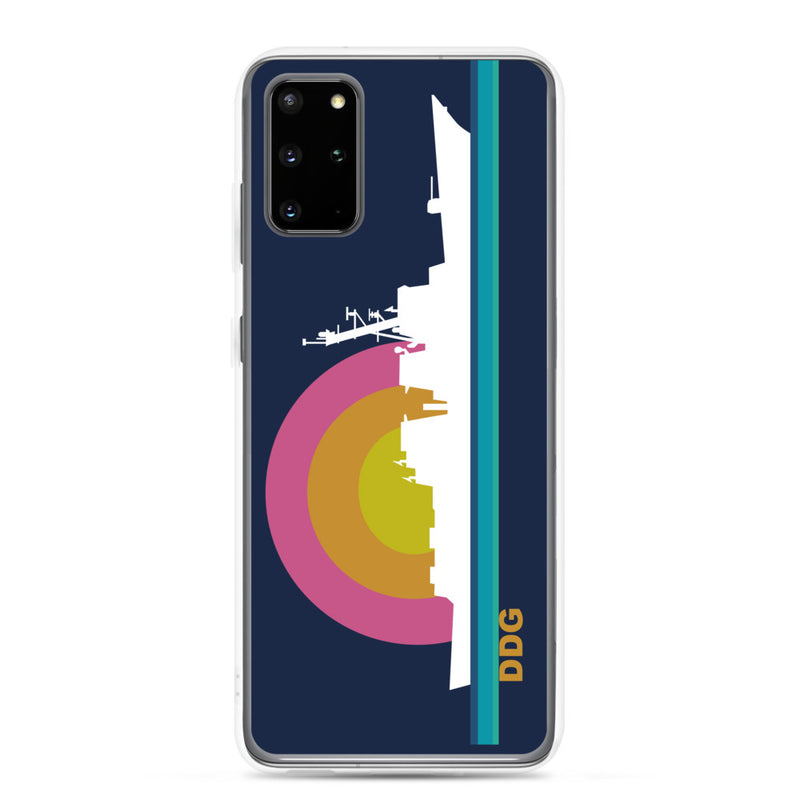 Destroyer Sunset - Samsung Case