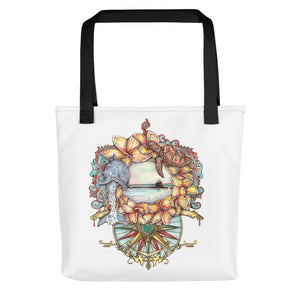 Aloha Submarine Tote bag from Modern Rosie