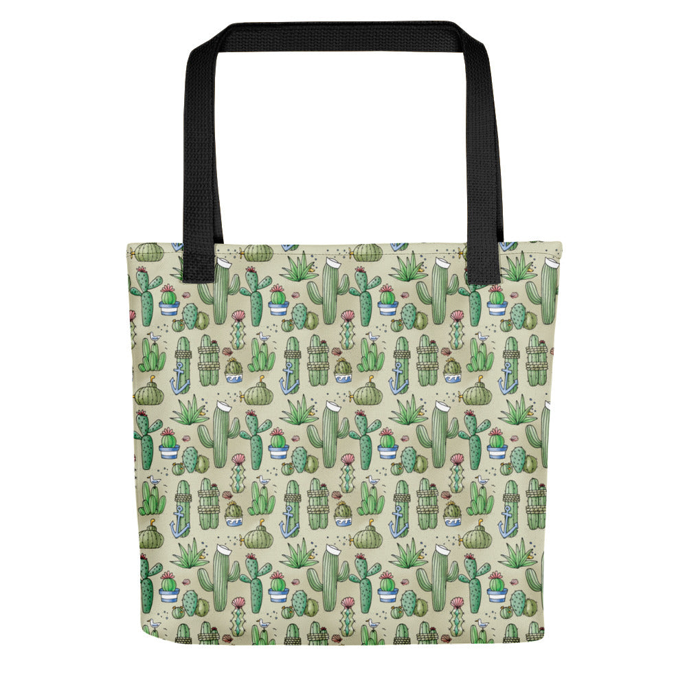 Salty Cacti Tote bag