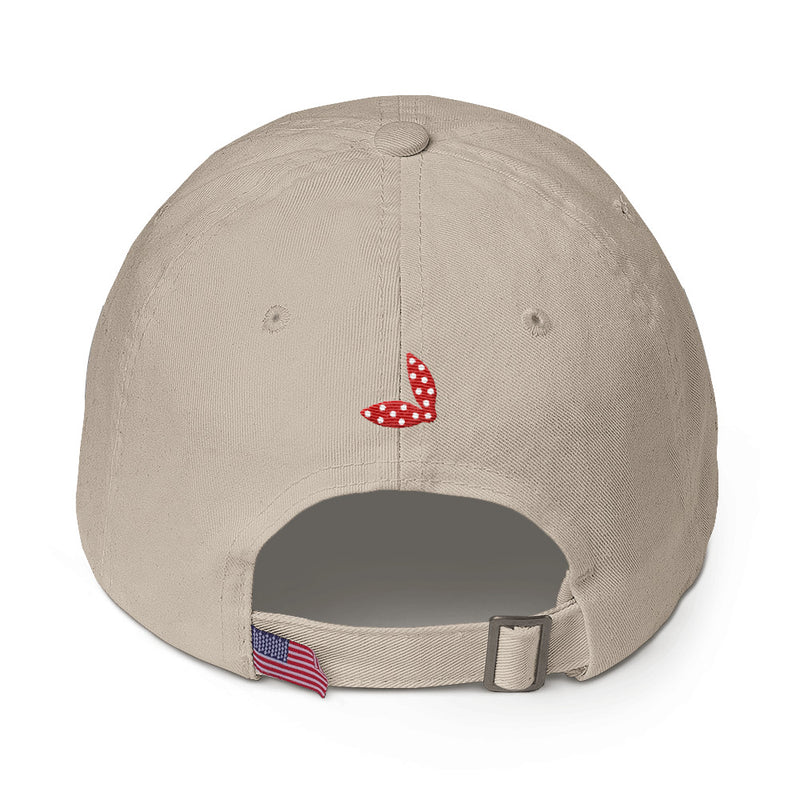 The Buttercup Hat - Classic Embroidered Ball Cap