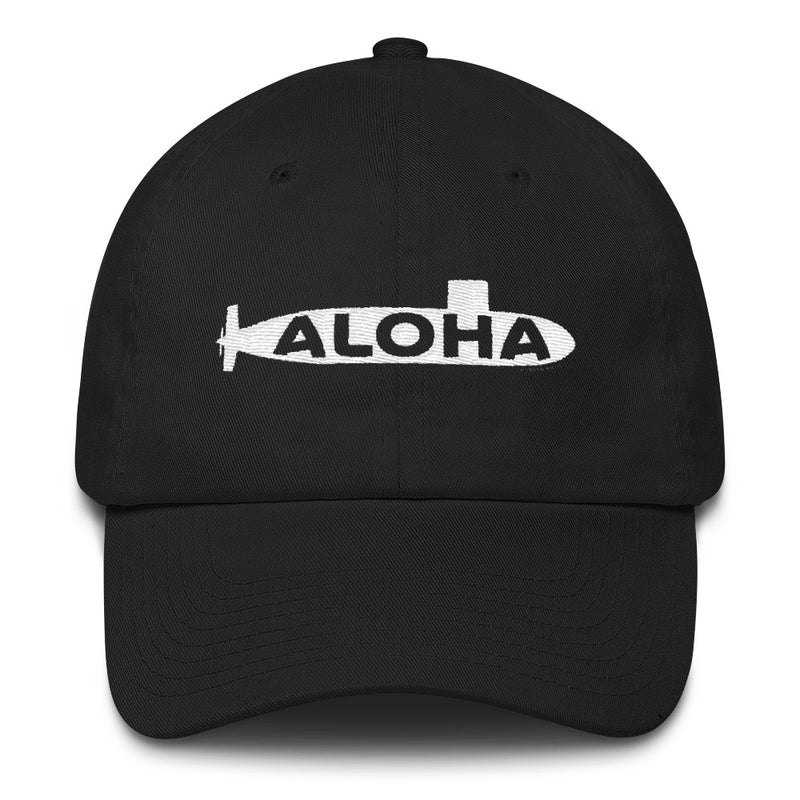 Aloha Sub Classic Embroidered Ball Cap