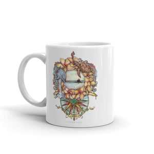 Aloha Submarine - Coffee Mug from Modern Rosie
