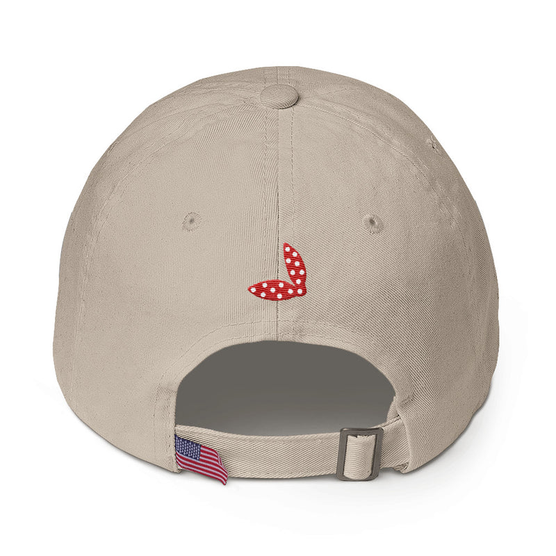 The Sub Life Hat - Classic ball cap with embroidered design