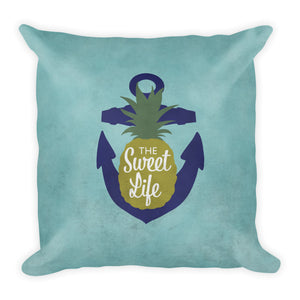 The Sweet Life Throw Pillow from Modern Rosie