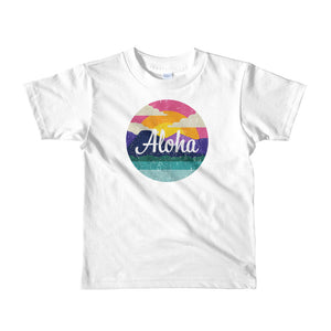 "The ""Aloha"" Tee - little kids from Modern Rosie"