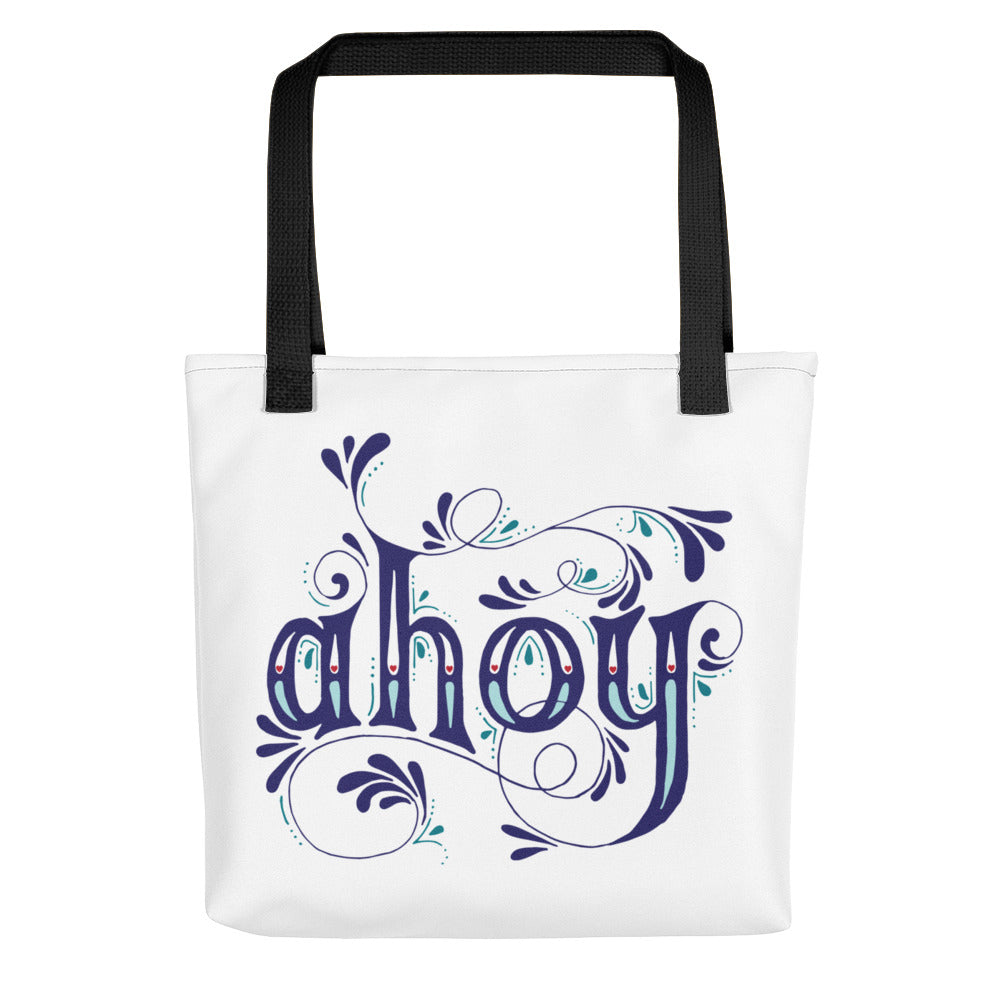 The Ahoy Tote bag