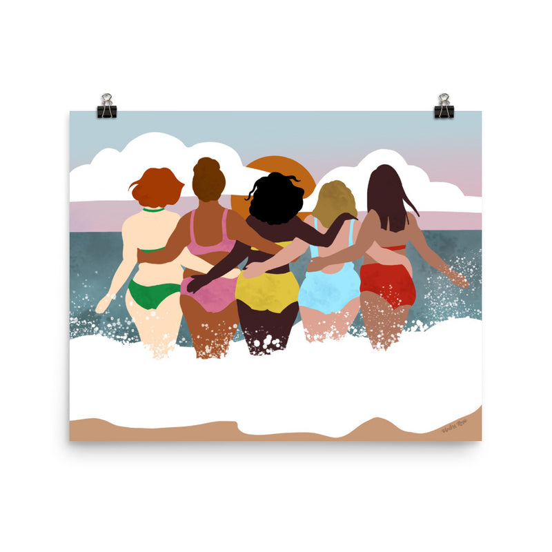 Friendship - Art Print