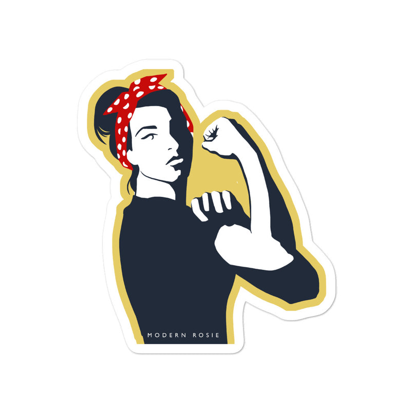 New Rosie Sticker