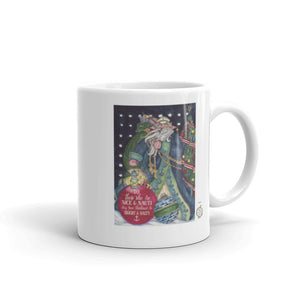 Salty Santa- Submarine Coffee Mug from Modern Rosie