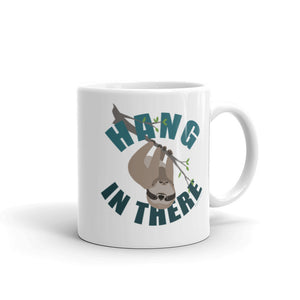 Hang in There Sloth Mug from Modern Rosie