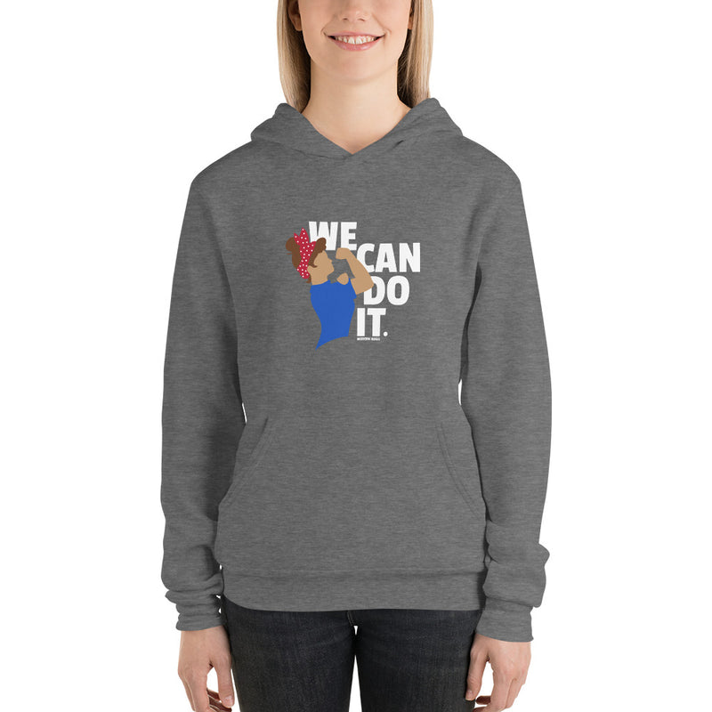 We Can Do It - Rosie the Riveter Hoodie