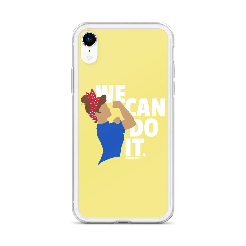 We Can Do It - Rosie the Riveter iPhone Case