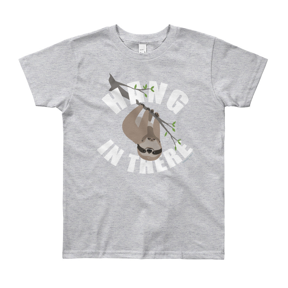 "The ""Sloth"" Tee - big kids"