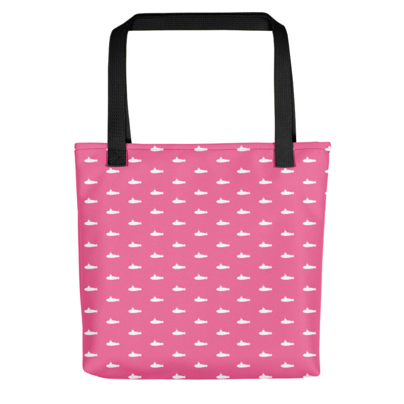 Tiny Subs (Pink) Tote bag