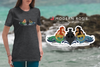 Surface Mermaid Sisterhood Insignia - Classic tee