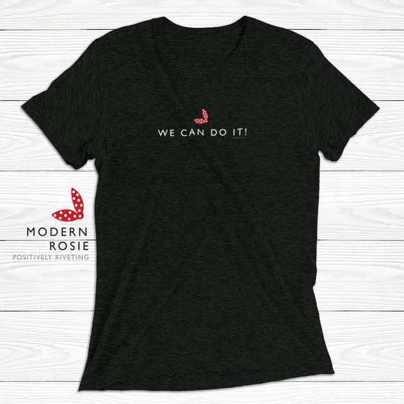 The We Can Do It Tee from Modern Rosie